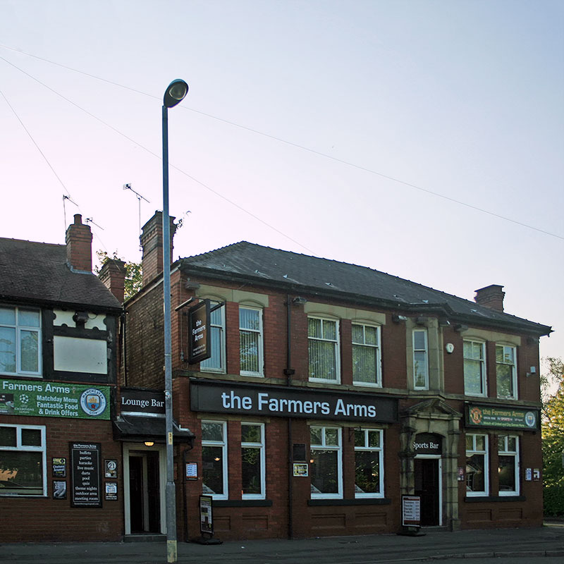Farmers Arms, Burnage